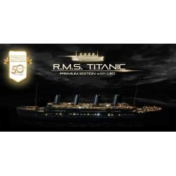 RMS Titanic Premium w/ LED Kit 1/400