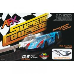 Super Coupes MG+ Slot Car Set