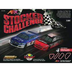Stocker Challenge Slotcar Set