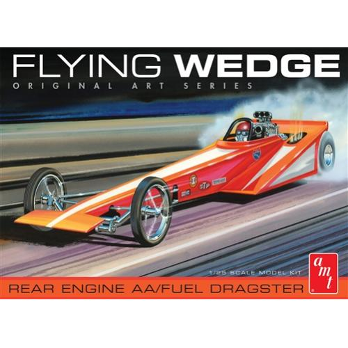 Flying Wedge Dragster 1 25 Free Cdn Shipping Available