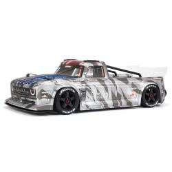 Infraction 6S BLX Silver 1/7 RTR