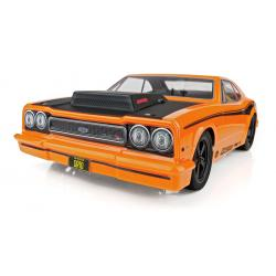 DR10 Drag Race Car RTR Orange