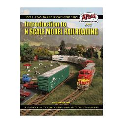 N Scale Model Railroading Book