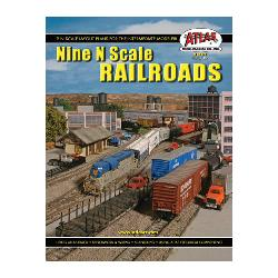 Nine N Scale Railroads Book