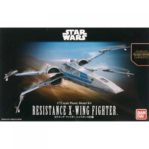 Resistance X Wing Fighter 1 72 Free Cdn Shipping Available