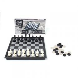 Chess and Checkers Travel Game