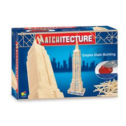 Empire State Building Matchitecture Kit