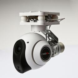 C-Go2 GB300 HD Camera/ 3 Axis Gimbal