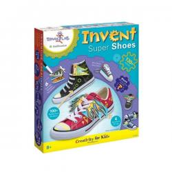 Invent Super Shoes