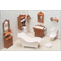 Bubbly Bathroom Furniture Kit