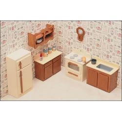Home Cookin Kitchen Furniture Kit