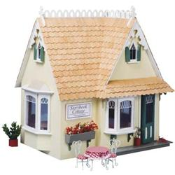 The Storybook Cottage Wooden Kit