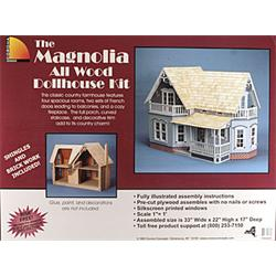 Magnolia Wooden Kit