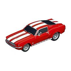 1967 Ford Mustang Race Red GO Car