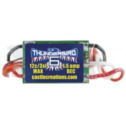 Thunderbird 6 Brushless ESC