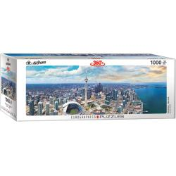 Toronto Canada Panoramic 1000pc
