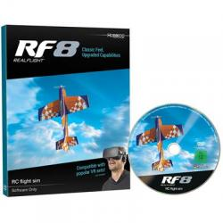 Real Flight RF8 Software Only