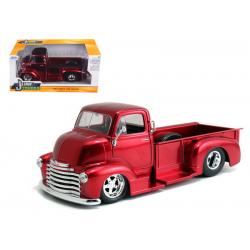 1952 Chevy Cabover Flatbed Red 1/24