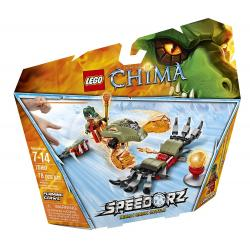 Lego Chima Flaming Claws