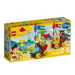 Lego Duplo Beach Racing