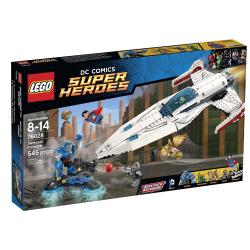 Lego DC Comics Darkseid Invasion