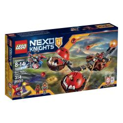Lego Nexo Knights Beast Masters Chaos Chariot