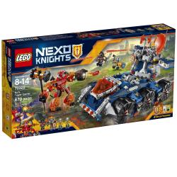 Lego Nexo Knights Axls Tower Carrier