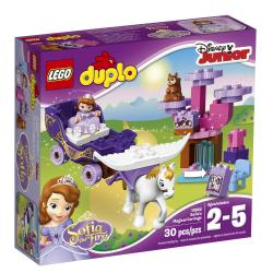 5Lego Duplo Sofia the First Sofias Magical Carriage