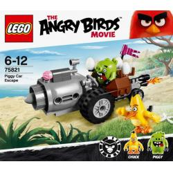 Lego Angry Birds Piggy Car Escape