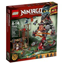 Lego Ninjago Dawn of Iron Doom