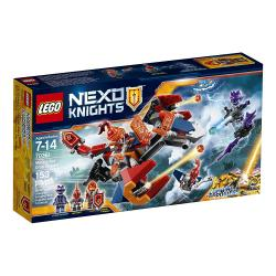 Lego Nexo Knights Macy's Bot Drop Dragon