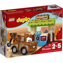 Lego Duplo Cars Mater's Shed