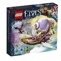 Lego Elves Aira's Airship & the Amulet Chase