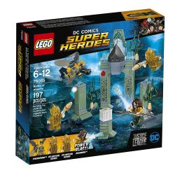 Lego DC Battle of Atlantis