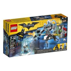 Lego Mr. Freeze Ice Attack