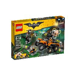 Lego Bane Toxic Truck Attack
