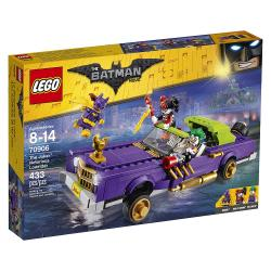 Lego The Joker Notorious Lowrider