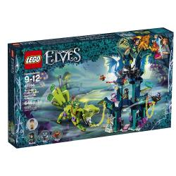 Lego Elves Nocturas Tower & Earth Fox Rescue