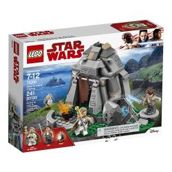 Lego Star Wars Ahch To Island Training