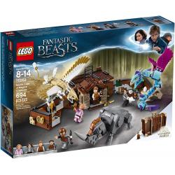 Lego HP Newts Case of Magical Creatures
