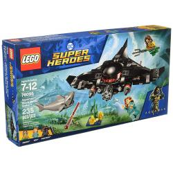 Lego DC Aquaman Black Manta Strike