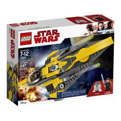 Lego Star Wars Anakins Jedi Starfighter