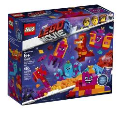 Lego Movie 2 Queen Watevra's Build Box