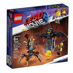 Lego Movie 2 Battle-Ready Batman & MetalBeard
