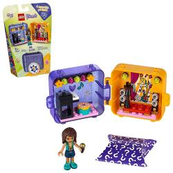 Lego Friends Andreas Play Cube