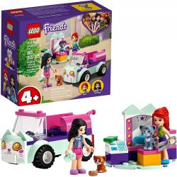 Lego Friends Cat Grooming Car