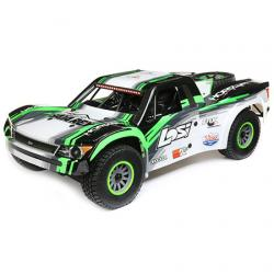 Super Baja Rey 1/6 4x4 DT Black