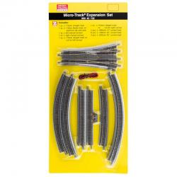 Z Scale Track Expansion Set