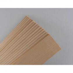 Basswood Sheet 1/8x2x24in