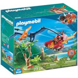 Adventure Copter with Pterodactyl